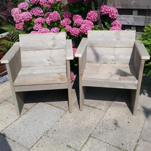 steigerhout stoelen